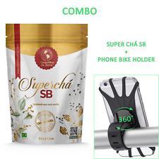 Maravilhas da Terra SuperCha SB (4.2oz120g) + Bike Phone Holder (Combo)