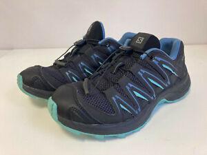 Salomon Trail Running Shoes Trainers UK 5.5 Contagrip Hike EU 38 2/3 Jog US 7