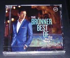TILL BRÖNNER BEST OF LA VERVE ANNÉES CD EXPÉDITION RAPIDE
