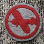 US WW2 AIRBORNE PARA GLIDER INFANTRY SIDE CAP CLOTH patch (x