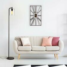 Industrial Floor Lamp Modern Minimalist Bronze Light Contemporary Glass Lamp New