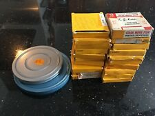 22 - Regular & Super 8mm Family Home Movies - 1960's/1970's