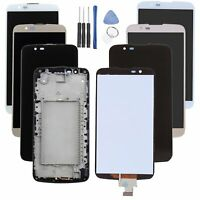 LCD Display Touch Screen Digitizer Assembly With Frame For LG K10 K410 K420 K430
