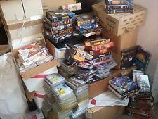Vendo LOTTO 100 videogiochi e programmi PC, DVD e altro TUTTI NUOVI CELLOFANATI