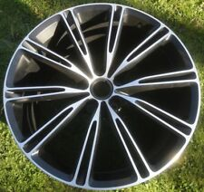 "Di single 20"" ORIGINALI ASTON MARTIN VIRAGE/DB9 Matt Black Posteriore Ruota in Lega"