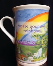 CREATE YOUR OWN RAINBOW S 2004 CHICKEN SOUP FOR THE SOUL 8 OZ MUG DESIGN PAC