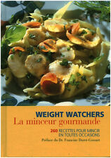 Livre Cuisine Weight Watchers la minceur gourmande book