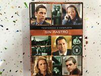 Senza Traccia Stagione 2 Completa IN 4 X DVD Serie TV Spagnolo Inglese German Am