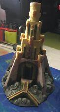 Krystonia Mystical Dragon Statue Gemstone 3202 Tarnhold Castle Vtg -No Crystals