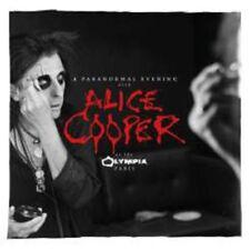 Alice Cooper - A Paranormal Evening at the Olympia Paris - New 2CD Album