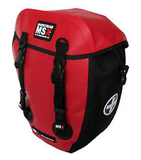 1 Fahrradtasche Frontroller Mainstream MSX CX 12,5 Liter Rot 100 % Wasserdicht