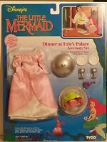 Disney's The Little Mermaid Tyco Dinner At Eric's Palace Accessory Set NIP