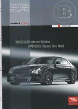 Brabus News 4/2007 mit Rocket, 24 Seiten