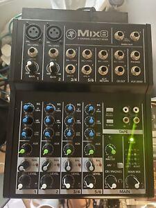 Mackie Mix 8 Mixer