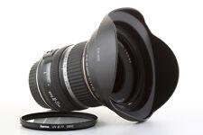 Objectif Canon EF-S 10-22mm 1:3,5-4,5 USM pour EOS 750D 70D 7D (EFS) Garanti 6 m