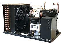Outdoor QT AWA2440ZXD Condensing Unit 1 HP, Low Temp R404A, 220V/1PH (USA)