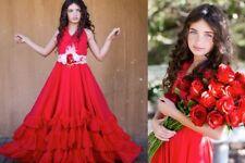 DOLLCAKE RED DANCE TO THE RHYTHM FROCK-GIRL DRESS- BNWT SIZE 4
