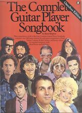 The Complete Guitar Player Songbook Omnibus Edition - Russ Shipton