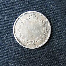 Munt Canada : 5 CENTS 1913 (zilver)