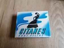 Ancien Paquet de Cigarettes GITANES CAPORAL  FILTRE PLEIN  pour Collection