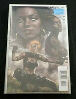 DYNAMITE COMICS SACRED SIX #1 PARRILLO VIRGIN LIMITED EDITION COVER