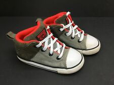 Converse All Stars Baby Infant Casual High Tops Shoes Toddlers Size 8
