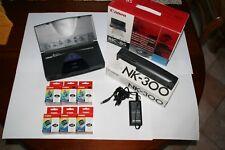 Imprimante portable Canon BJC85  avec batterie jet d'encre couleur