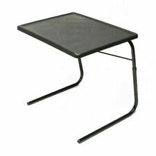 Table Mate XL Original TV Tray Table (Black)