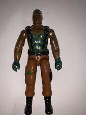 ROADBLOCK v1 Vintage 1984 GI Joe A Real American Hero Action Figure Lot B