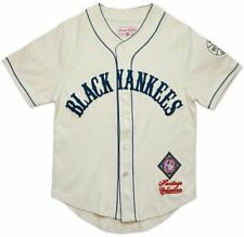 NLBM Negro Leagues Baseball Heritage Jersey New York Black Yankees