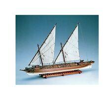 Amati Arrow Gunboat 1814 (1422) Model Boat Kit