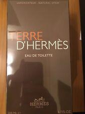 Hermes Terre d`Hermes 200ml   EAU DE TOILETTE