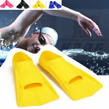 Swimming Training Water Sports Diving Fins Swim Scuba FlippersTravel Silicone