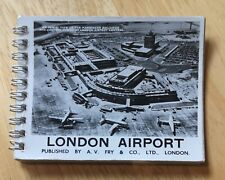 [1950s] London Airport Central - booklet
