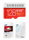 NEW Samsung EVO PLUS 8/16/32/64/128GB micro SD SDHC SDXC Class 10 microSD Card