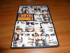 WWE: Royal Rumble 2011 (DVD, Full Frame 2011) Used WWF