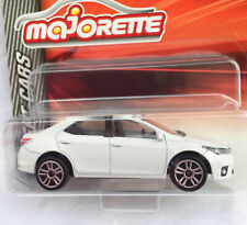 Majorette Toyota Corolla Altis White 1:61 (3 inches) 275D in Short Package