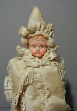 Antique Victorian Doll Marotte Baby Rattle
