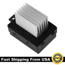 Blower Motor Resistor AC Heater For Ford Fusion 2006-2012 For Mercury YH-1825