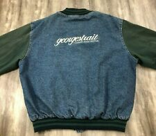 Vintage Hartwell GEORGE STRAIT Country Music Festival Snap Button Jacket XL