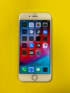 Apple iPhone 6 - 64GB - Silver (Unlocked) - LCD White Spot
