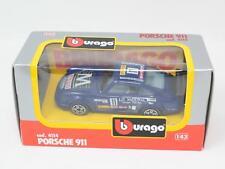 1:43 BURAGO BBURAGO #4114 PORSCHE 911 BOXED [QB3-046]