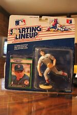 1989 ROGER CLEMENS Starting Lineup Figure - Boston Red Sox