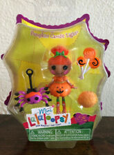 "Lalaloopsy Mini PUMPKIN CANDLE LIGHT 3"" Doll NEW Target Exclusive Halloween"