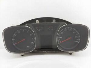 2013 - 2017 Chevrolet Equinox Speedometer Instrument Cluster 22956682