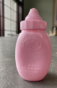 Vintage Baby So Beautiful BABY DOLL BOTTLE Vintage Playmates Toys 1995