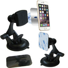 Magnetic Cell Phone Car Windshield Holder Stand Mount For iPhone 6 6G 6S 7 Plus