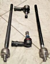 VAUXHALL ASTRA H MK 5  04-09 TWO INNER RACK ENDS &TWO OUTER TRACK ROD ENDS L R