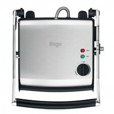 Sage Appliances Adjusta Grill SGR200BSS Kontaktgrill