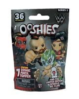 NEW! Ooshies WWE Series 2. Blind Bag. Common, Rare, Limited Edition To Find!